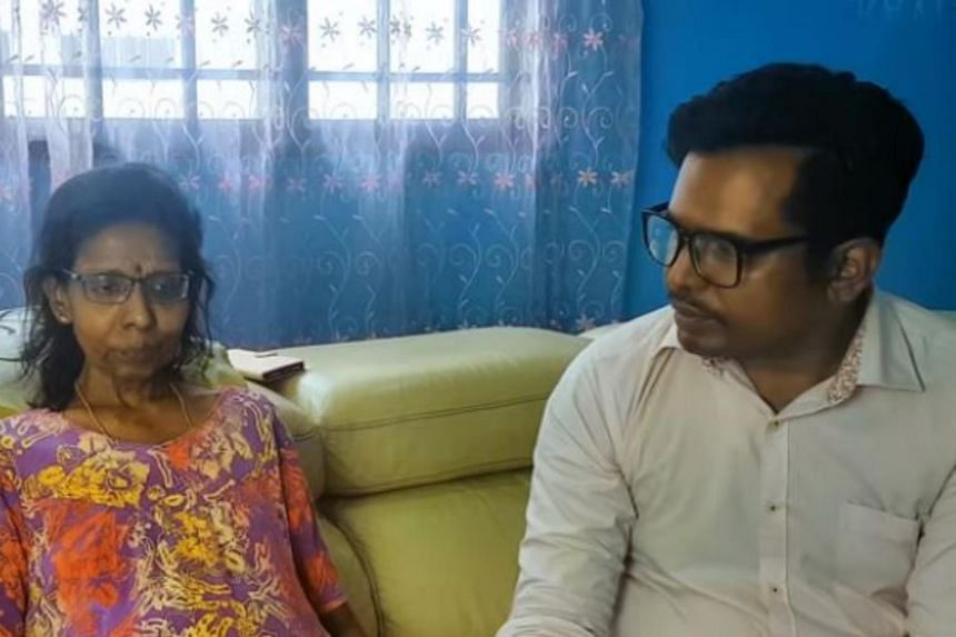 Madam Sarojin Jayapal and Mr Suriia Das said their finances had been drained after she was diagnosed with ovarian cancer in 2016.