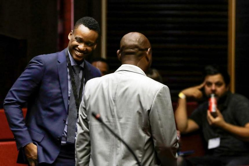 Mr Duduzane Zuma's Porsche sports car collided with a minibus taxi on a highway in Johannesburg in February 2014, killing a woman and injuring at least one other.