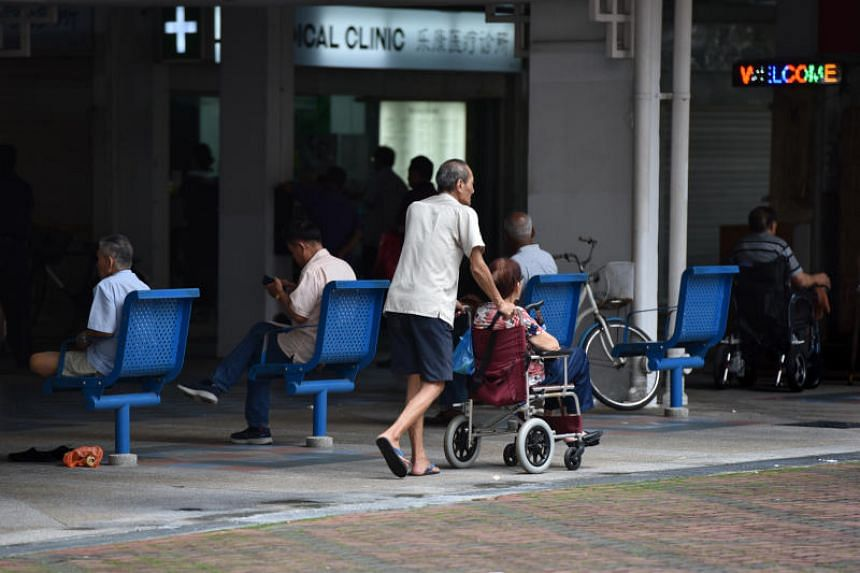 Although Singapore tops the world in life expectancy, with the average Singaporean enjoying the longest span of living in good health, there has also been a rise in the number of unhealthy years people here live.