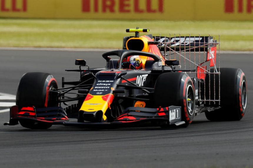 Pierre Gasly, taking advantage of a probable ultra-light fuel load, clocked his best lap in 1 min 27.173 sec in the final minute of the session to outpace Mercedes' Valtteri Bottas by half a second.