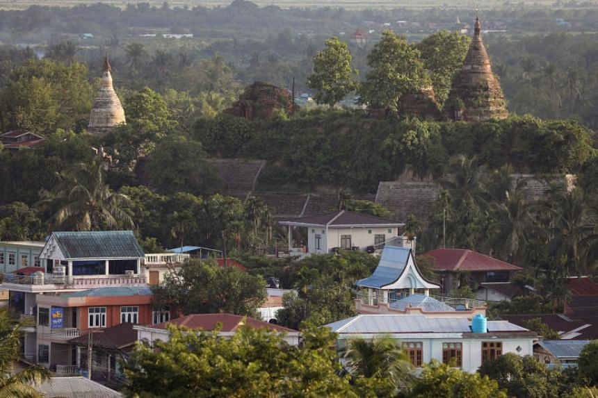 In Rakhine state, Myanmar's military is waging a new war against the Arakan Army, an armed group that recruits from among the state's mostly Buddhist ethnic Rakhines and has been fighting for greater autonomy for the region that was an independent k