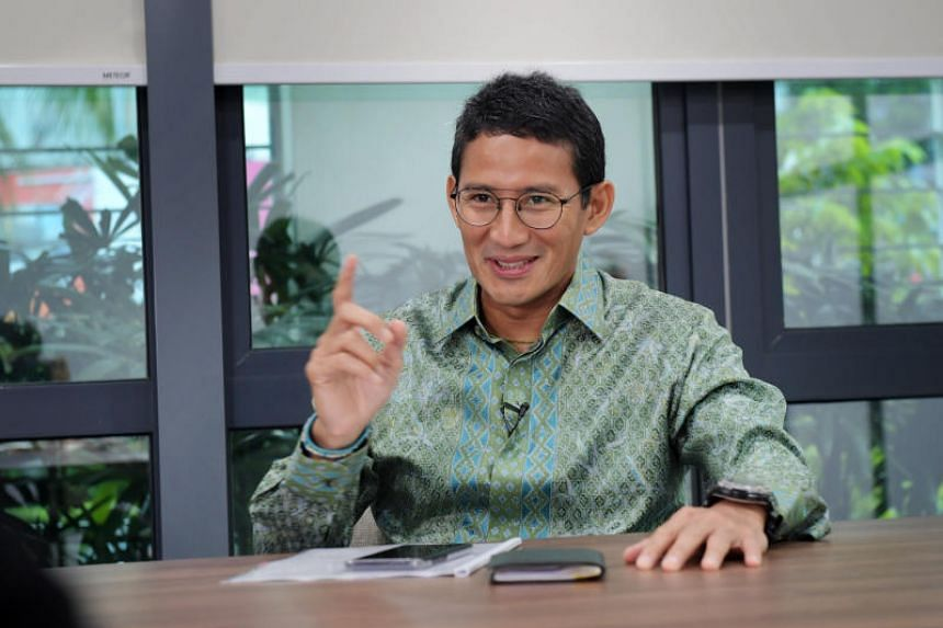 Mr Sandiaga Uno told The Straits Times in an interview on July 12 that he is still weighing his next moves, but plans to continue a career in politics.