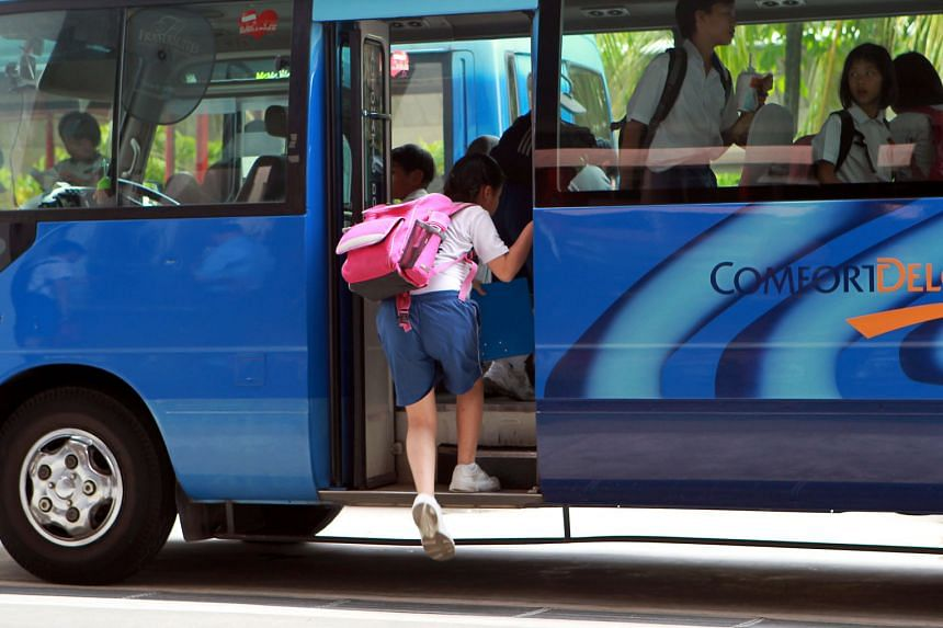In the survey, parents were asked questions about their children's bus routes, fees, payment schedule and how satisfied they were with the services. They were also asked whether their current school bus fees and duration of the journey are reasonable
