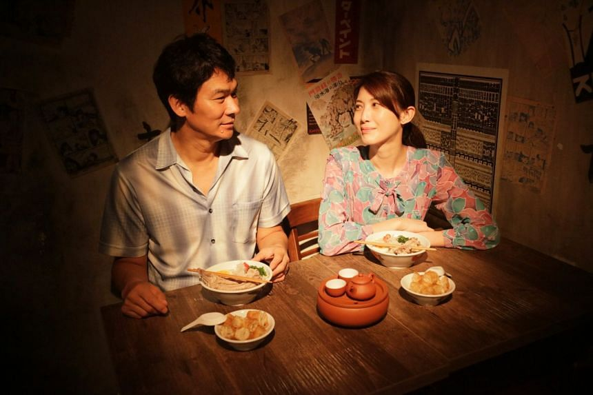 Singapore cinema heads into its third film tomorrow with Ramen Teh (Above, 2018, PG, 90 minutes).