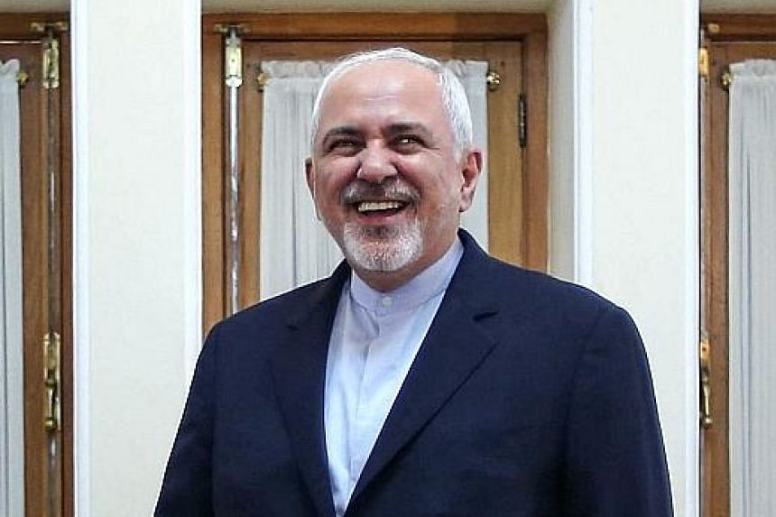The US says Iran's Foreign Minister Mohammad Javad Zarif is a figure of key interest.