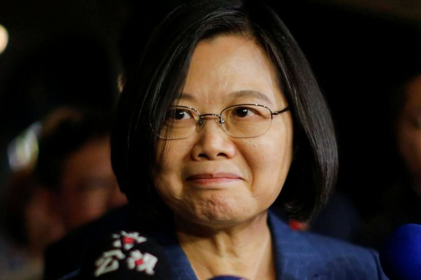 Taiwan President Tsai Ing-wen chose Haiti, one of only 17 countries still officially recognising Taiwan as a country, as the first stop for her Caribbean tour.