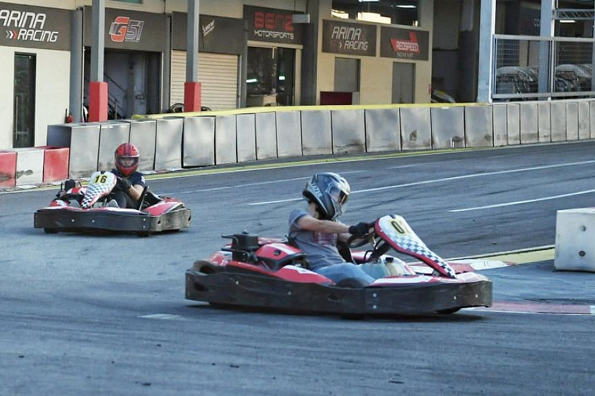 The National Deaf Games this year includes karting, bowling, badminton, futsal and archery, and saw close to 200 participants.