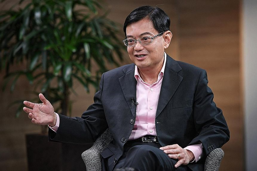 Deputy Prime Minister Heng Swee Keat has said that he and other ministers would work with Singaporeans to design and implement solutions across a wider range of issues and policy areas.