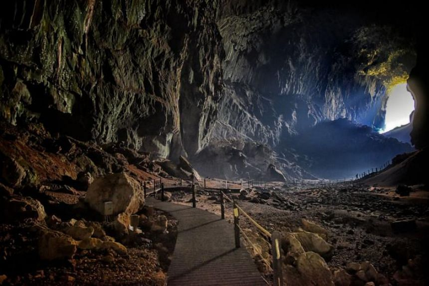 Local native tour guide Roviezal Robinlocal and Dutch tourist Peter Hans Hoverkamp were swept away by flash floods inside the Deer Cave at about 6pm on July 12, 2019.
