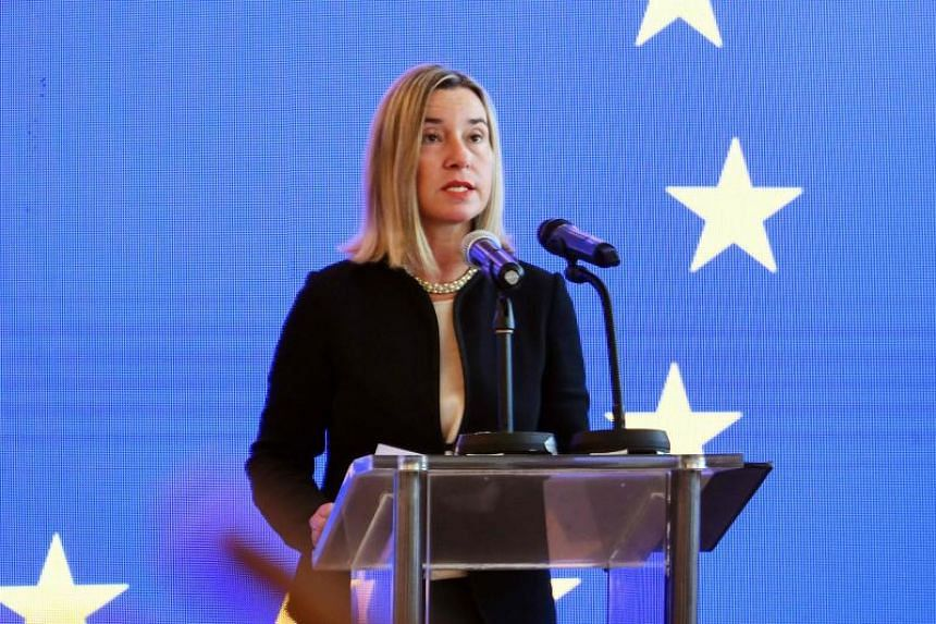 EU foreign policy chief Federica Mogherini urged Russia to address the serious concerns surrounding its new ground-based missile system.