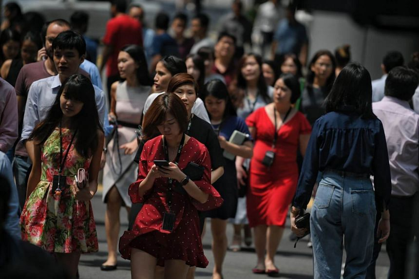 The study found that most Singaporeans are aware of the basics of financial health but they fared more poorly when it came to investments.