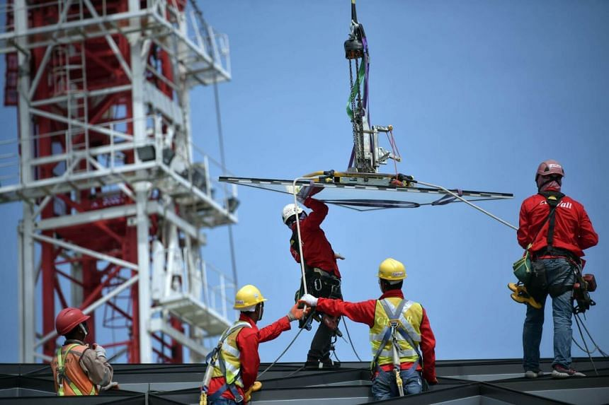 Singapore's construction sector may face protracted slowdown in