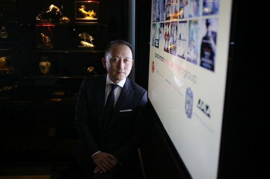 Spackman is an entertainment production group founded by media investor Charles Spackman (pictured), with offices in Seoul and Singapore.