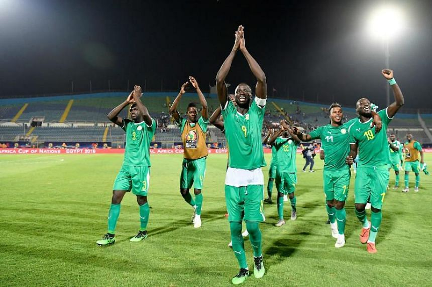 Football: Own goal hands Senegal place in Africa Cup of Nations