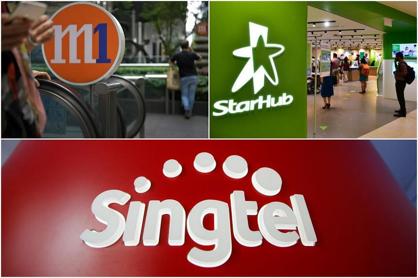 Telcos M1, Singtel and StarHub welcomed the call-for-proposal approach over having to auction for the airwaves.