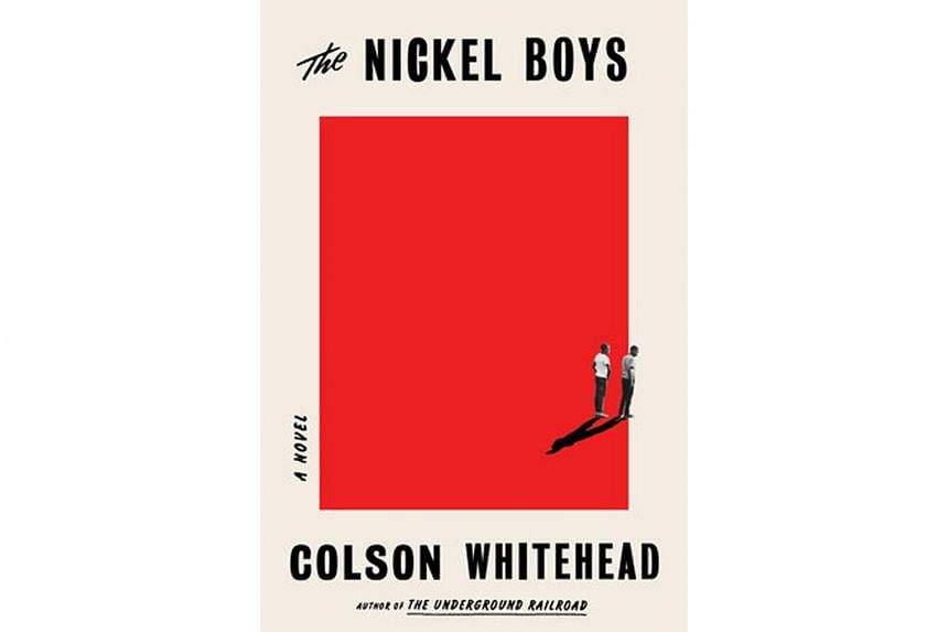 Award-winning author Colson Whitehead writes about a more recent injustice in America's history in The Nickel Boys.