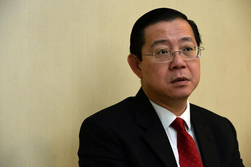 Malaysian Finance Minister Lim Guan Eng told reporters that neither he nor his ministry had issued any instructions for the seizure.