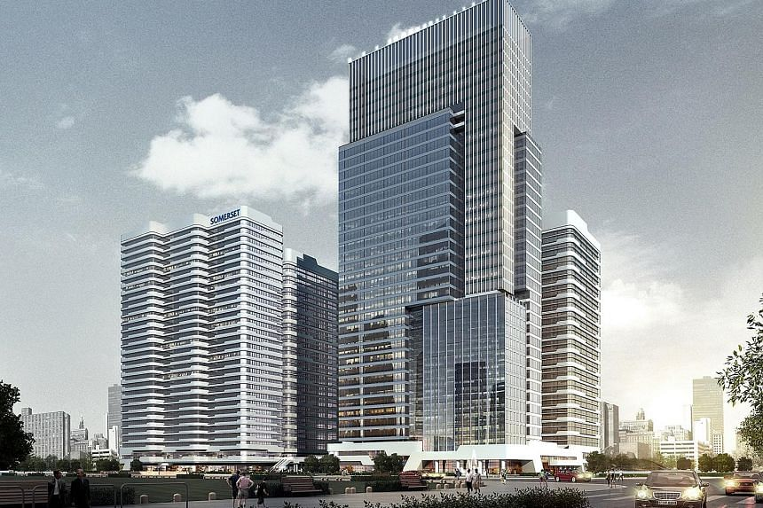 In the year to date, Ascott has signed contracts for more than 40 properties with over 8,000 units. Somerset City Centre (left), in Atyrau, Kazakhstan, is one such property. Atyrau is also one of six new cities Ascott is entering into. The Somerset C