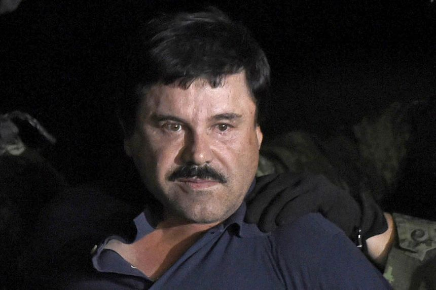 "During Joaquin ""El Chapo"" Guzman's reign, his Sinaloa drug cartel's empire expanded across the globe, its tentacles stretching from the Americas to Europe and Asia."
