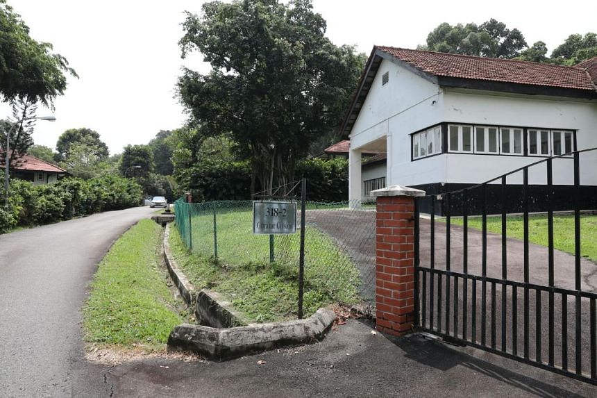 The site for the village comes with a 30-year lease, is located near Sembawang Park and comprises a cluster of 10 state bungalows that sits on two land plots.