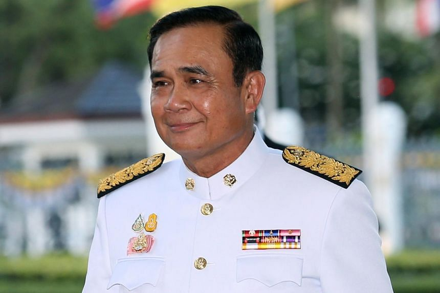 Prime Minister Prayut Chan-o-cha stays on as prime minister after being chosen by a junta-appointed senate and pro-military legislators under a system that his opponents said was unfair.