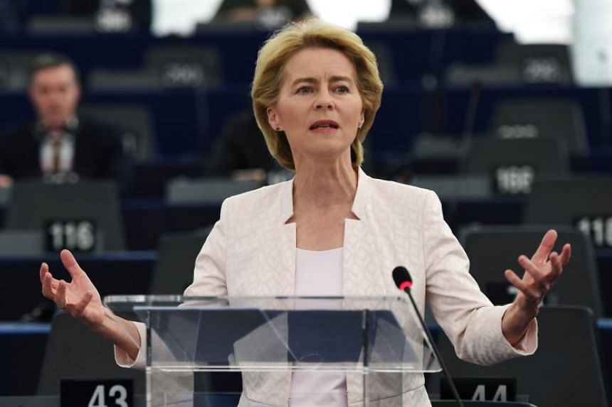 Ursula von der Leyen, Germany's defence minister, was unexpectedly tapped by EU national leaders for the commission presidency after they were deadlocked for weeks over official candidates fielded by Europe's main political parties.
