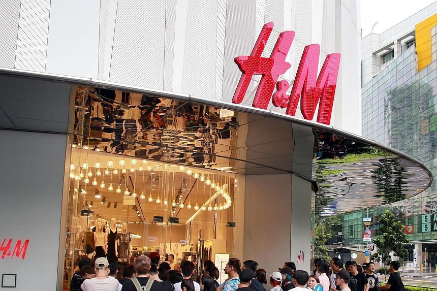 Shoppers at H&M will have to pay 10 cents for a plastic or paper bag from Thursday next week. All proceeds from the charge will be donated to Plastic ACTion, an initiative to reduce plastic use by 2030.