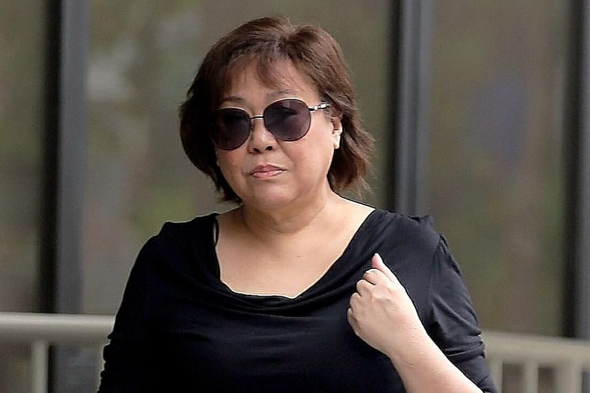 An 18-month mandatory treatment order has also been recommended for Christina Cheong Yoke Lin, who was found to be suffering from a major depressive disorder at the time of her offence.
