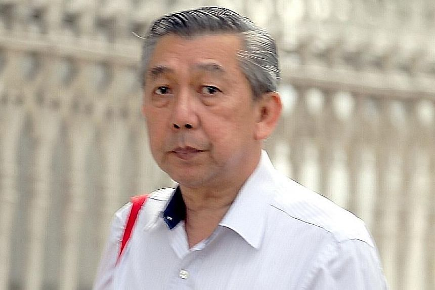 Ewe Pang Kooi was convicted in March of 50 charges of criminal breach of trust as an agent. Between February 2002 and July 2012, he used the funds to feed his gambling habit, settle debts or reinstate amounts he had siphoned off. To cover his tracks,