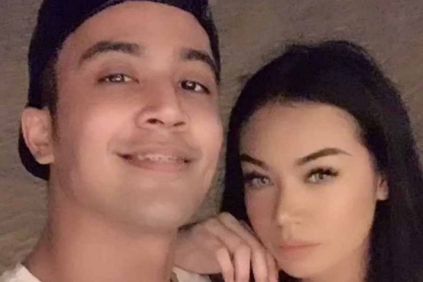 Singapore singer Aliff Aziz posts photo with another woman