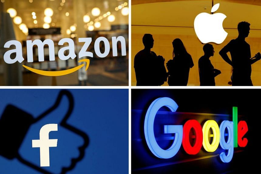 The committee does not have authority to punish the companies, and any effort to change antitrust laws affecting tech firms would face hurdles in the Republican-controlled Senate.