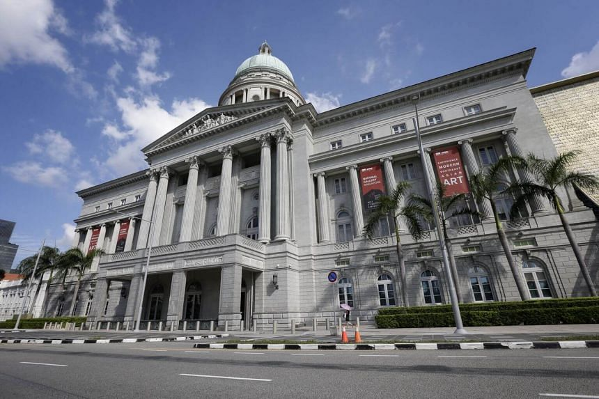 National Gallery Singapore said it was reviewing its procurement policies and processes, and this was to be completed by the end of this month.