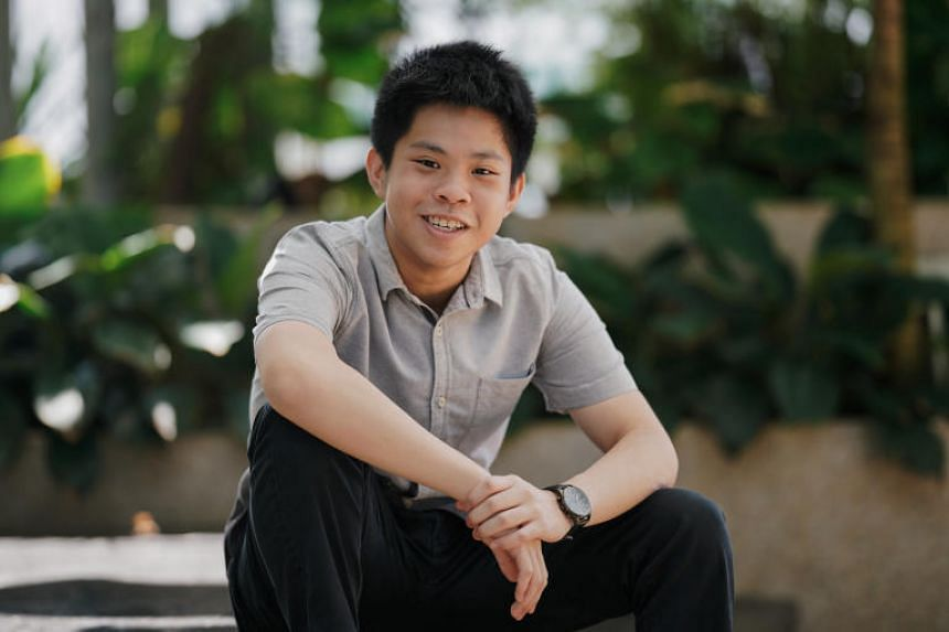 Mr Teo Chuan Kai was one of nine polytechnic graduates who received a Public Service Commission scholarship on July 17. This is the highest number of polytechnic recipients yet.