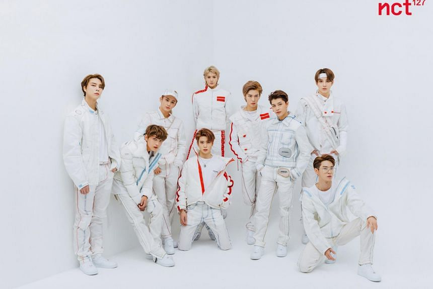 K-pop boyband NCT 127 get bigger and better for upcoming