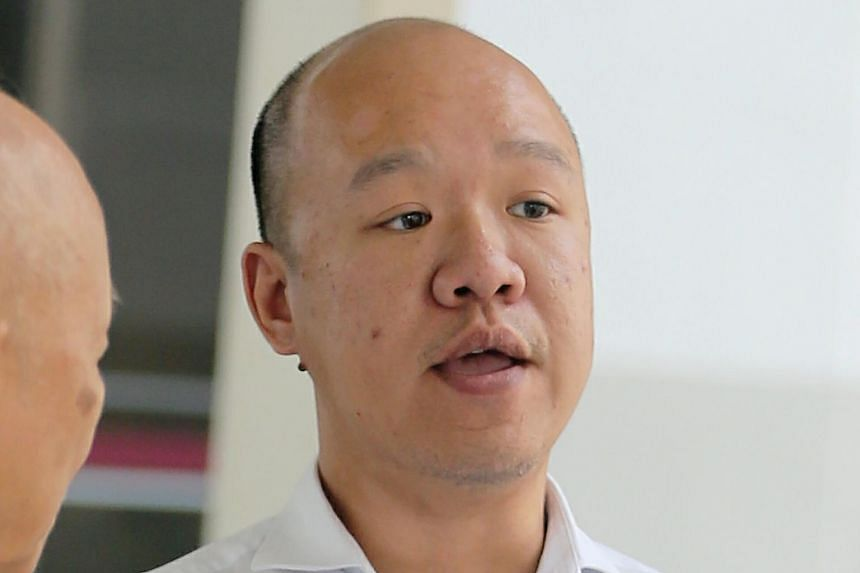 Victor Chin, who works as a driver, was sentenced to two weeks' jail after pleading guilty to two counts of causing hurt by behaving in a rash manner.