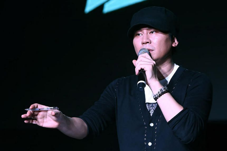 Yang Hyun-suk, who faced nine hours of questioning by the police last month over the issue, has maintained that he is innocent.