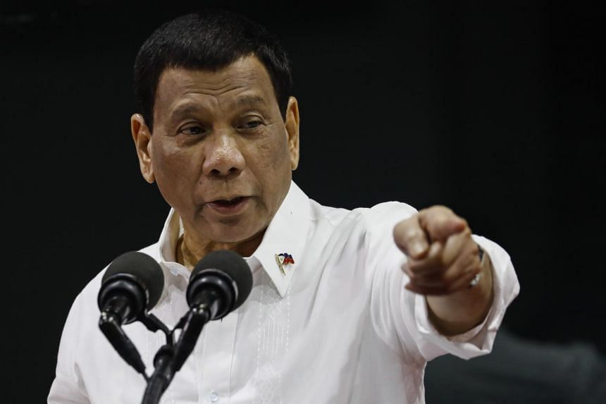 Philippine President Rodrigo Duterte insists he is open to challenges but has shown no qualms about threatening high-profile critics.