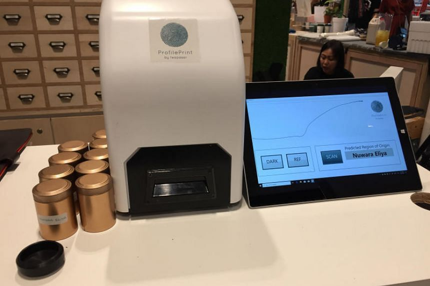 Local start-up teapasar has unveiled a portable scanner which can analyse and verify plant-based products.