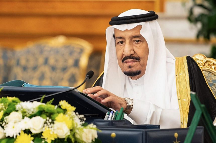 King Salman (above) has approved hosting US forces in the Kingdom.