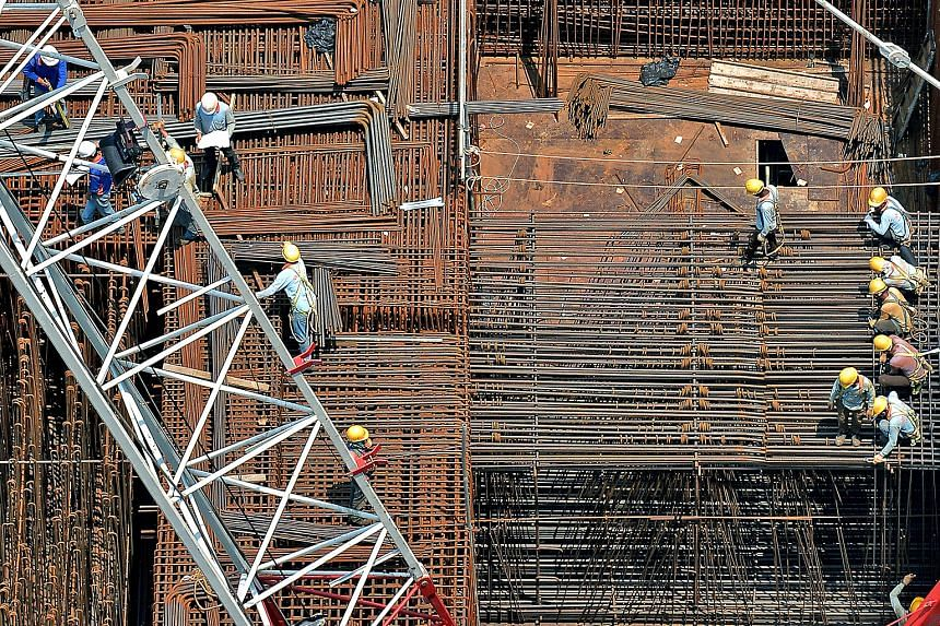 The construction sector grew an estimated 2.2 per cent in the second quarter, compared with the same period last year. This came on the heels of a 2.7 per cent expansion in the first quarter.