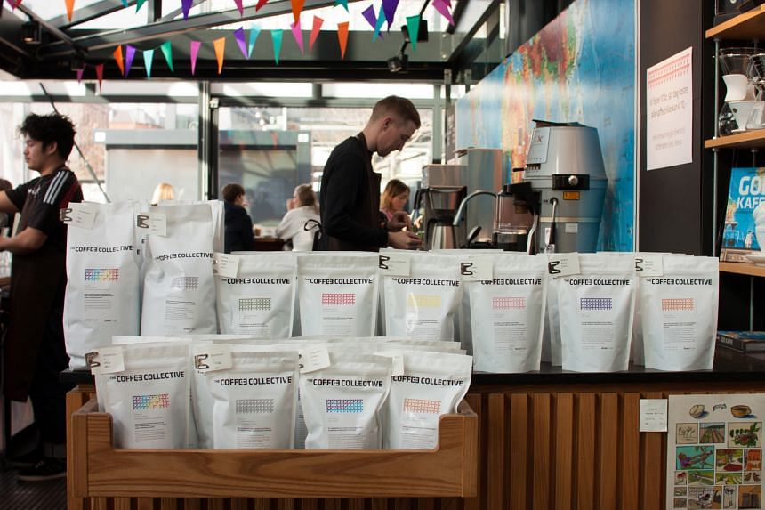 Danish coffee brand The Coffee Collective, at Torvehallerne Market in Copenhagen, will offer espresso drinks, pourovers and its coffee softice at Cafe Culture 2019, to be held at Marina Bay Sands from Aug 28 to Sept 1.