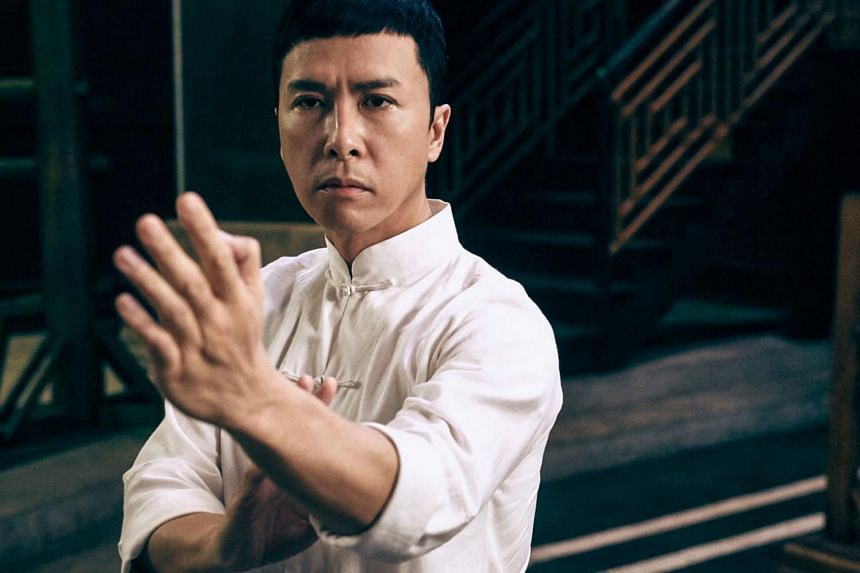 Ip Man 4 will be Donnie Yen's last outing as the gongfu hero, after three previous ones that started in 2008.