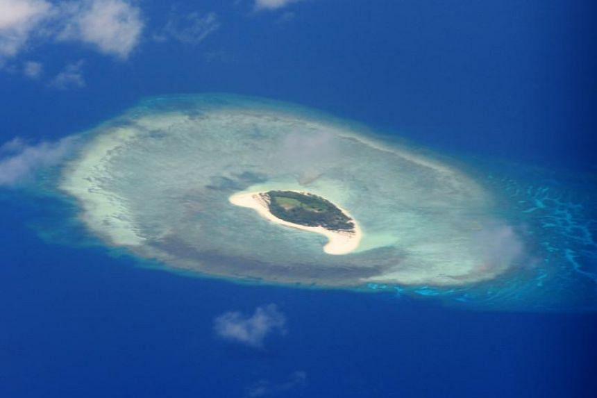 China has been accused by Vietnam of interfering with its oil and gas exploration and production in disputed waters in the South China Sea, including the Spratly islands (pictured).
