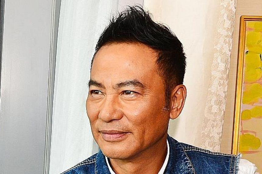 Simon Yam.
