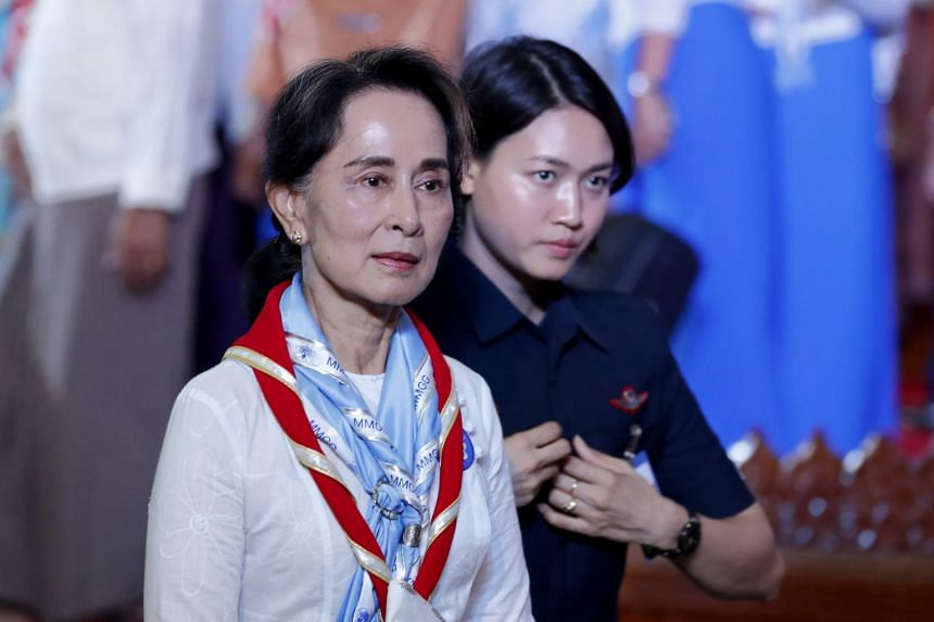 "An elected government, technically helmed by Aung San Suu Kyi albeit not as President, has lamentably failed to address what the UN has called the ""worst humanitarian crisis"" since the Second World War."