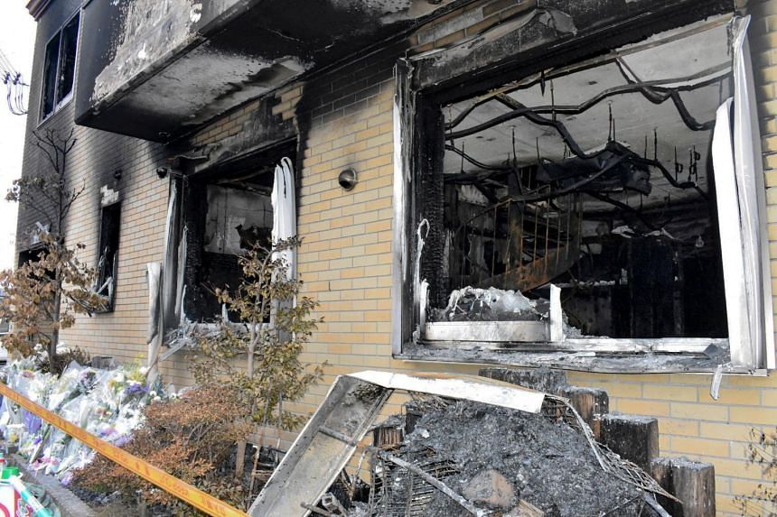 Nearly all the victims of the fire at Kyoto Animation perished from carbon monoxide poisoning.