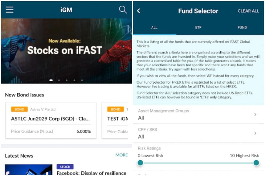 The app aims to bridge the gap between the adviser-assisted and the do-it-yourself segments in the wealth advisory market.