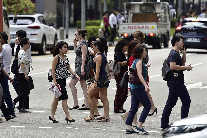 A survey by RGF International Recruitment found financial compensation to be the driving factor for 61 per cent of job-seekers in Singapore, with 83 per cent of respondents saying they expect a salary increase.