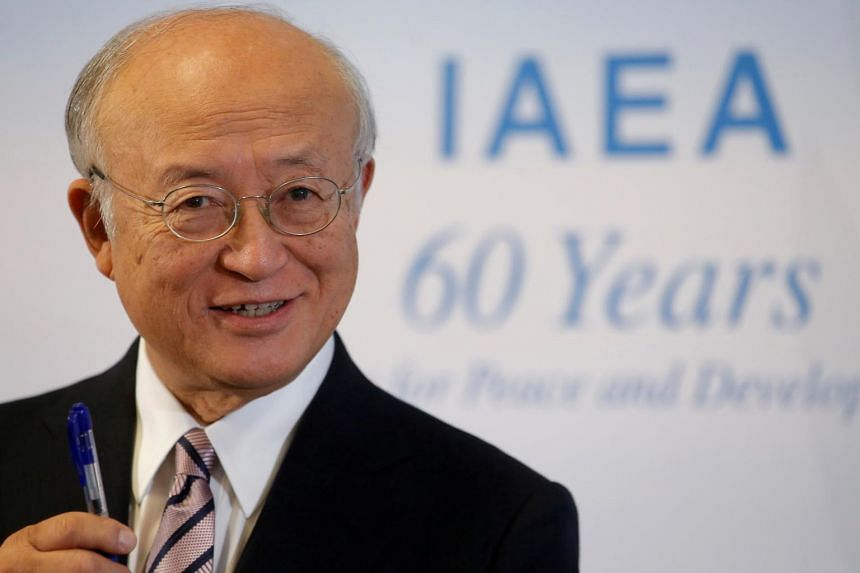 UN nuclear watchdog chief Yukiya Amano died just as he was preparing to step down because of an unspecified illness.