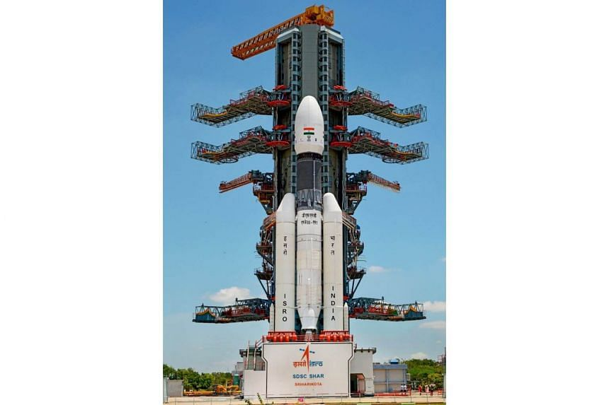 India is bidding to become just the fourth nation - after Russia, the United States and China - to land a spacecraft on the Moon.